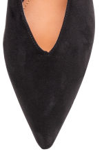 Pointed flats - Black - Ladies | H&M CN 3